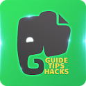 New Evernote - stay organized tips icon