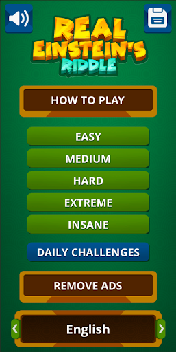 Einstein's Riddle Logic Puzzles apkmr screenshots 4