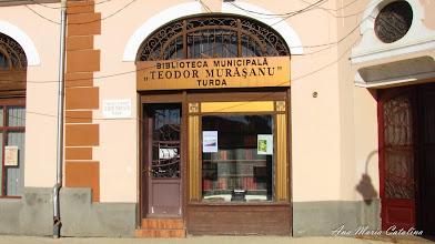 Photo: Biblioteca Municipala Andrei Murasanu  - Piata Republicii, Nr 52 - 2014.10.09
