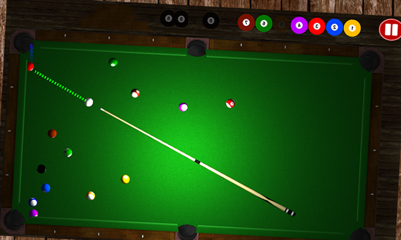 Master Pool Ball 2017- screenshot