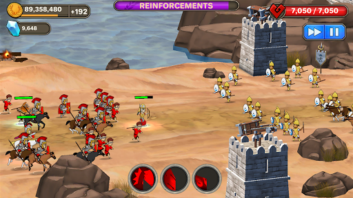 Grow Empire: Rome  screenshots 16