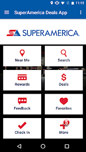 SuperAmerica Deals screenshot 0