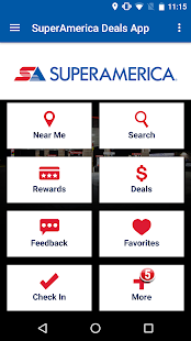 SuperAmerica Deals- screenshot thumbnail