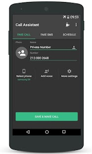 Fake Call - Fake Caller ID - náhled