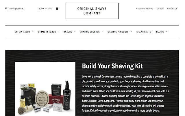 Original Shave Company