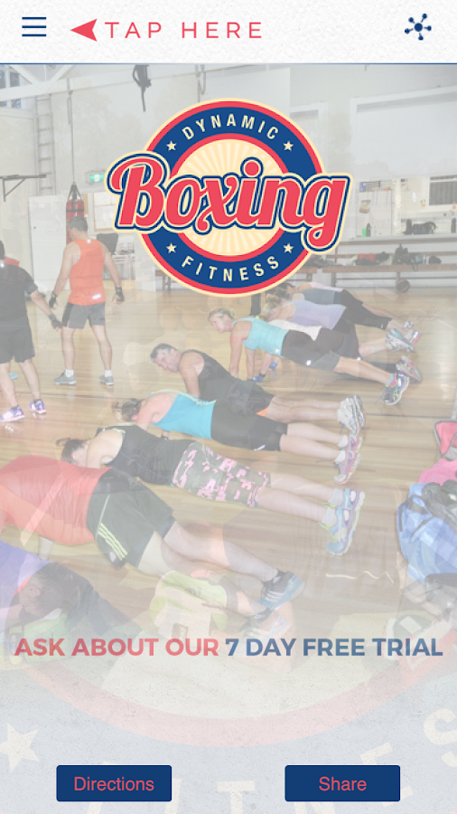 Dynamic Boxing Fitness Vic- screenshot