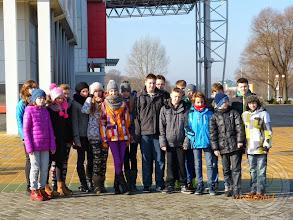 Photo: Zawody pływackie na Białorusi (22.02.2014)