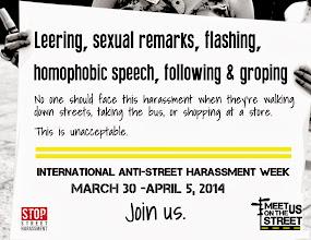 Photo: Speak out: www.meetusonthestreet.org