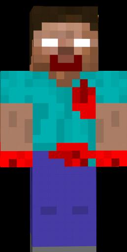 bloody herobrine
