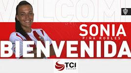 Sonia se incorpora a la disciplina del Almería.