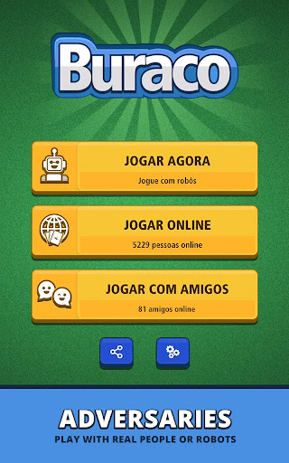 Buraco Canasta Jogatina: Card Games For Free apkpoly screenshots 11