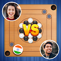 Carrom Royal - Multiplayer Carrom Board Pool Game icon