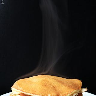 Kefir Pancakes.