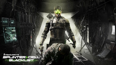 Photo: Expanded full Splinter Cell: Blacklist keyart, created by my amazing crew at team +Elevendyin conjunction with some amazing folks from +Ubisoft- Kudos to everyone involved on this!  +Wil Wells+Alice Woodruff+Drew Lundquist+Dustin Ljung+kristin cox