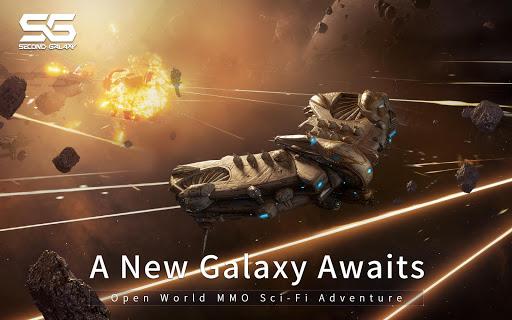 Second Galaxy screenshot 1