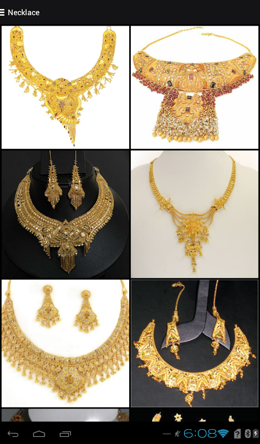 Latest Jewellery Designs 2016- screenshot