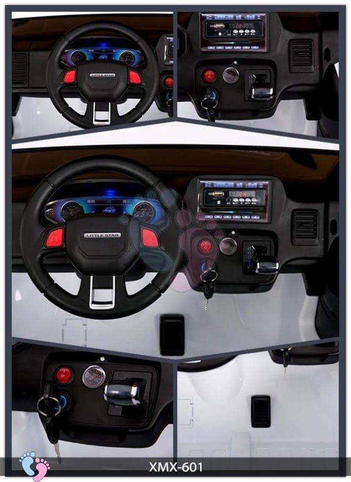 Xe hơi điện đồ chơi trẻ em XMX-601 15