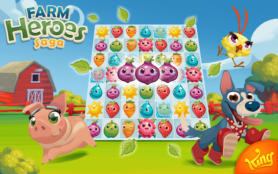 Farm Heroes Saga APK screenshot thumbnail 17
