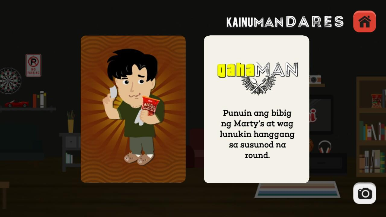 KainuMan Cave Drinking Games- screenshot