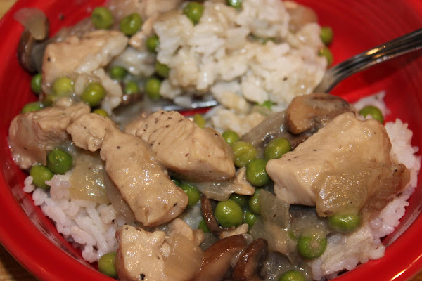Chicken Ala King- Dairy- & Soy-free Recipe
