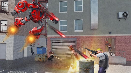 Real Robot Survival – Robot Battle Fighting Game 2