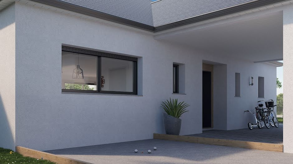 Vente maison 5 pièces 136 m² à Nouzilly (37380), 276 505 €