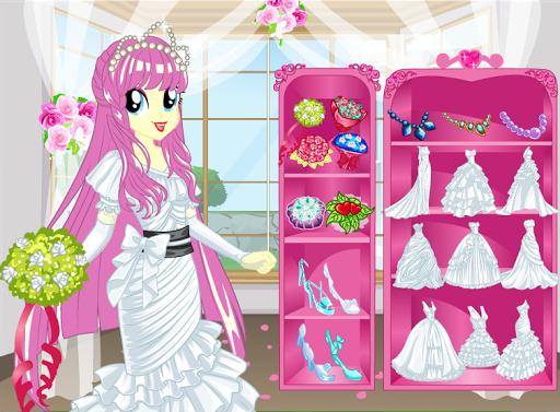 Pony Dress Up : Fashionista Dress Up Game 191119 screenshots 1