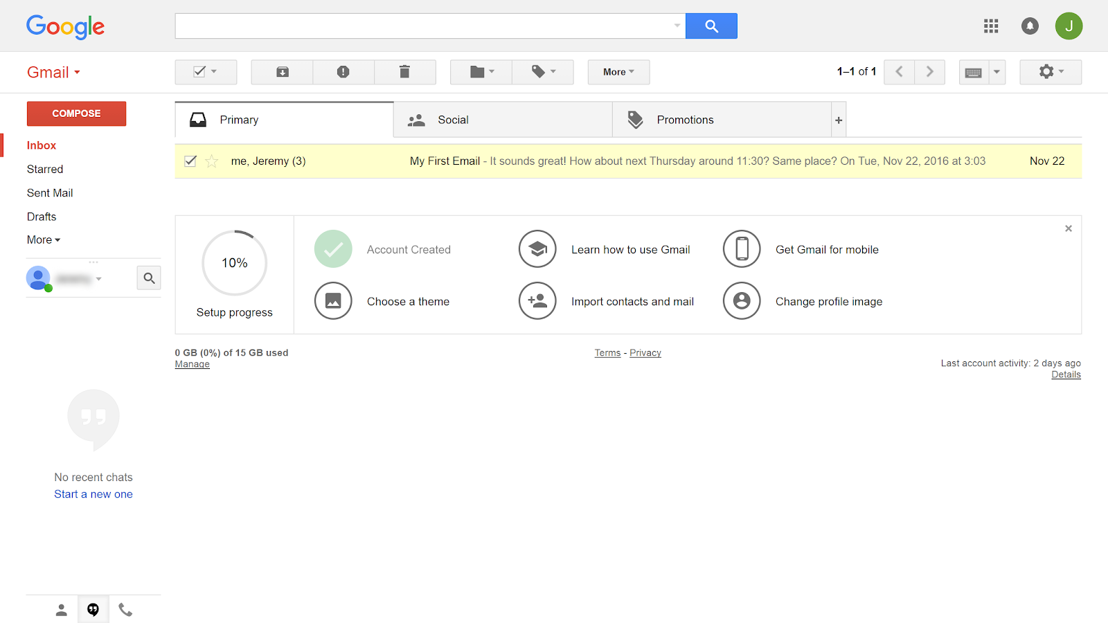 Gmail theme does not work - Google Will Let You Know That The Email You Deleted Can Be Found In Your Trash For The Next 30 Days Google Does This So Can Find