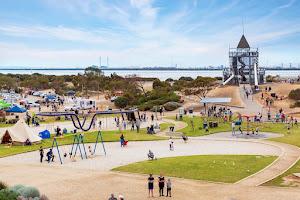Playground - St Kilda Adventure Playground