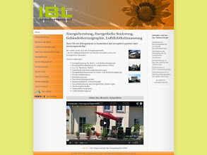 Photo: Referenz Webdesign: IBL Ingenieurbüro Logé (HTML5/CSS3, WordPress)