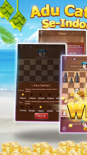 Chess - Boyaa Catur Online for PC
