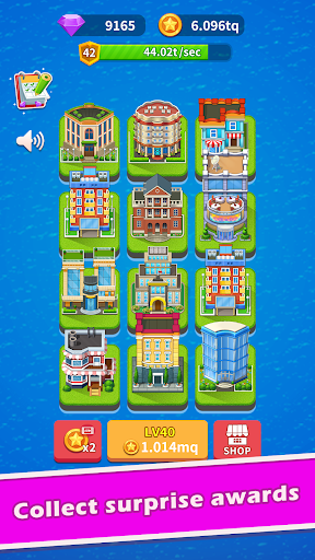 Merge City - idle game ss3