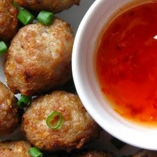 Chinese Pork Balls...