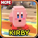 Kirby[SKIN 4D + ADD-ON] Mod MC Pocket Edition icon