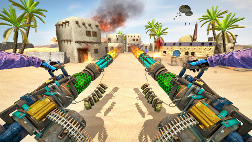 Fps Shooting Strike - Counter Terrorist Game 2019 filehippodl screenshot 8