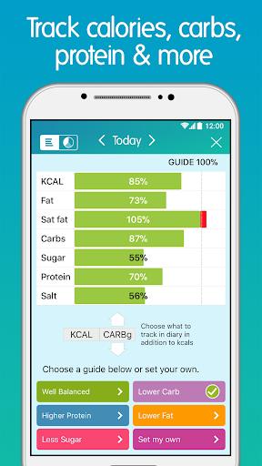 Calorie Counter 5.0.12 APK by Nutracheck Details