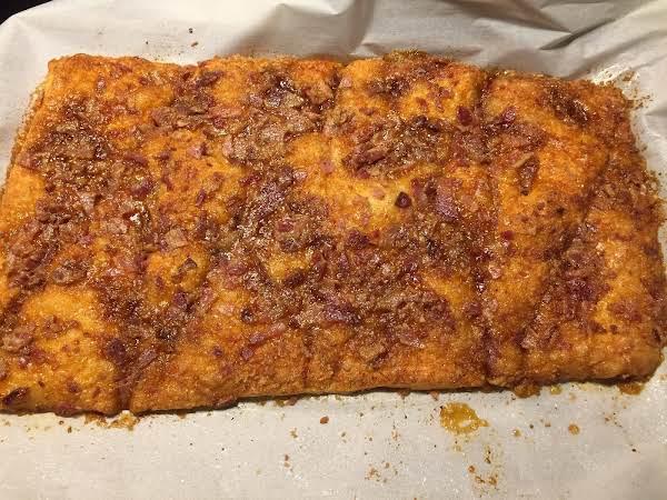 Christmas Bacon Crack Recipe