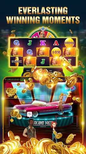 Vegas Live Slots : Free Casino Slot Machine Games apkpoly screenshots 9