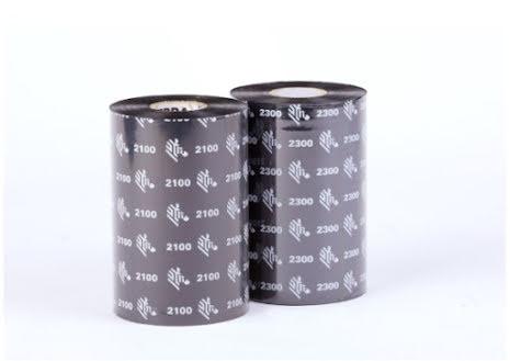 Färgband Zebra 2100 High Performence Wax