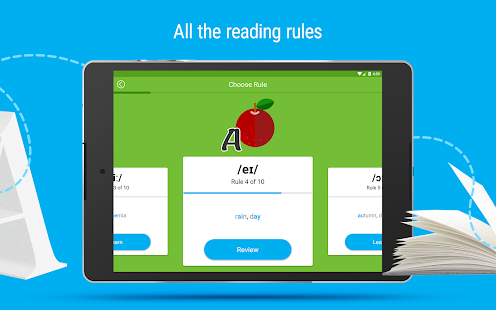 Download Learn English: alphabet, letters, rules & sounds For PC Windows and Mac apk screenshot 10