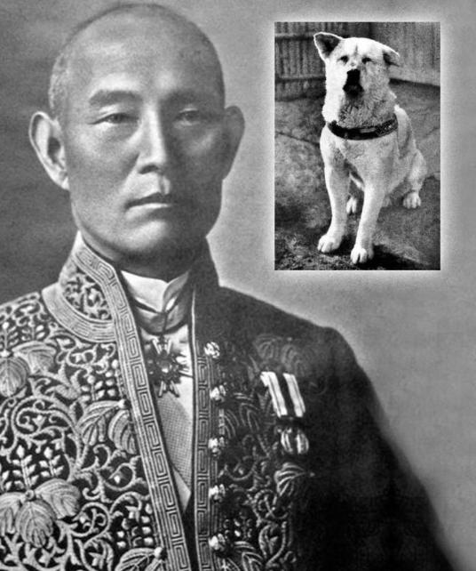 Hidesaburo Ueno, profesor de la Universidad Imperial de Tokio.