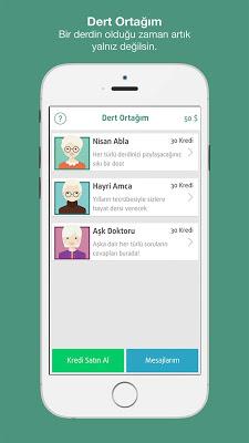 Dert Ortağım - screenshot
