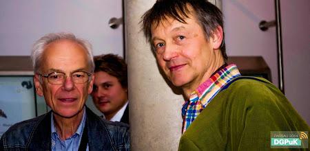 Photo: Get Together der 59. Jahrestagung der DGPuK: Bayerischer Abend im Audimax der Universität Passau    Foto: Janertainment Janine Amberger