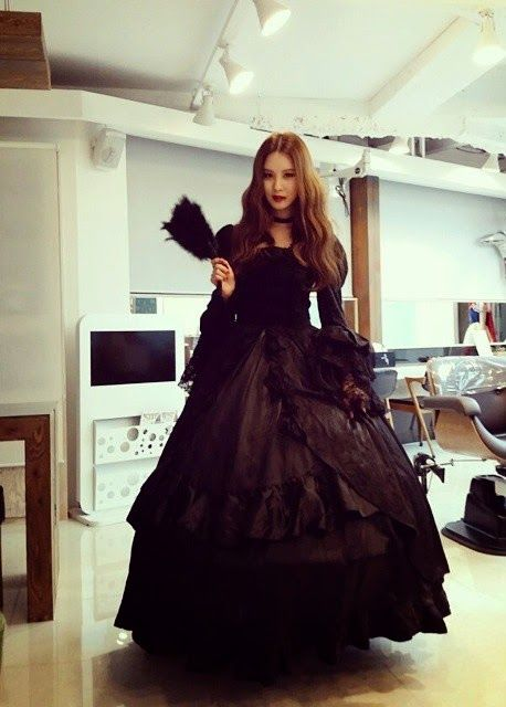 seohyun gown 24
