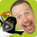 Steve and Maggie Animal App icon