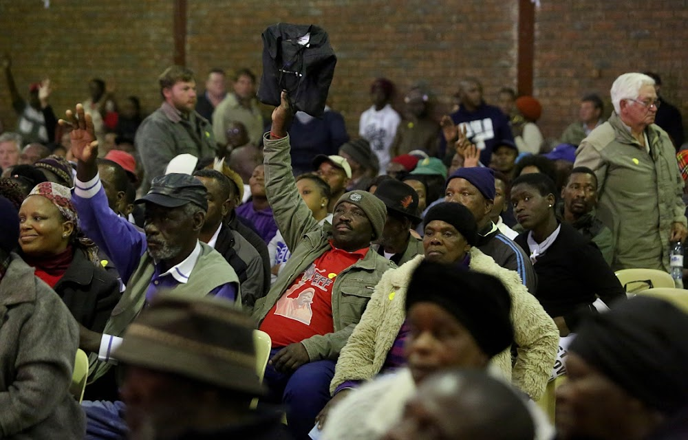Mbeki raises red flags on reckless land reform