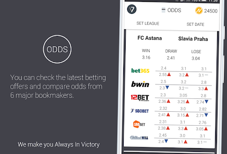 AIVic -Soccer prediction and betting tips by AI. - náhled