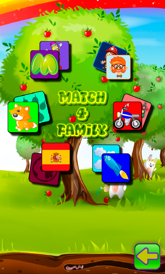 Match 4 Family Kids- screenshot