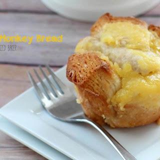 Individual Lemon Curd Monkey Bread Recipe