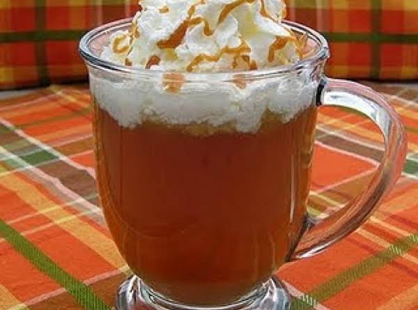 Spicy Caramel Apple Cider Recipe